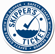 Recreational Skippers Ticket logo