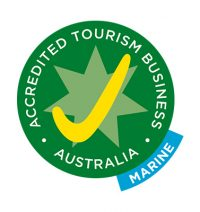 Accredited Tourism Business for Marine eco tours