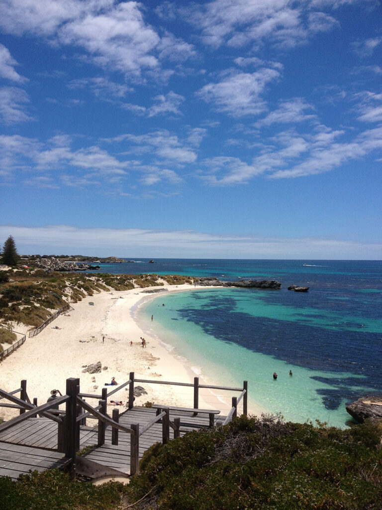 Perth Eco Tours and Activities, Rottnest Island Beach