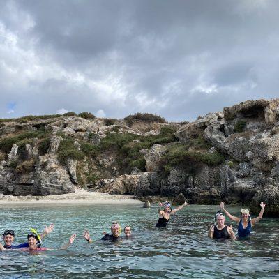 Carnac Island Snorkelling